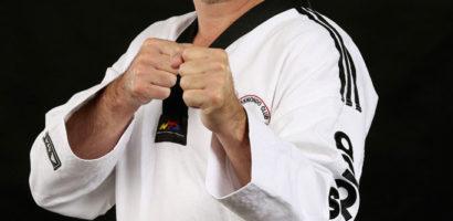 Patrick Pitz, entraîneur imoogi taekwondo